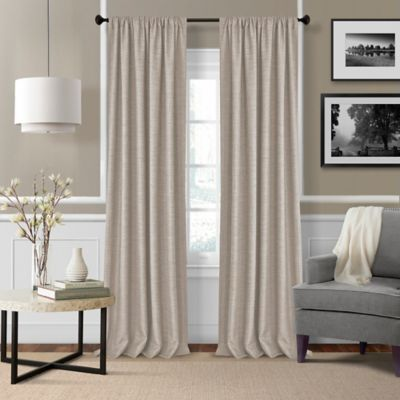 Pennington 2 Pack Rod Pocket Window Curtain Curtains And