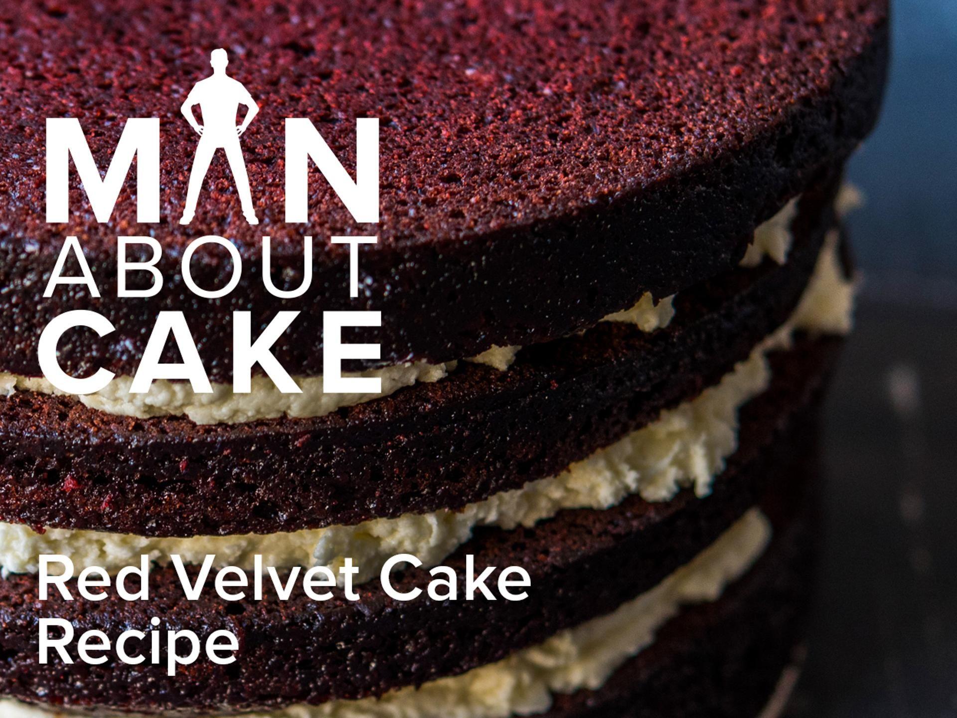 Joshua John Russell S Red Velvet Cake Recipe Is Mouthwateringly
