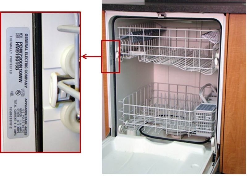 Recall Alert Ge Recalls 1 3 Million Dishwashers In The U S Due