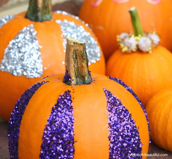 Ten Minute Decorating Ideas: Easy Last Minute Halloween Ideas