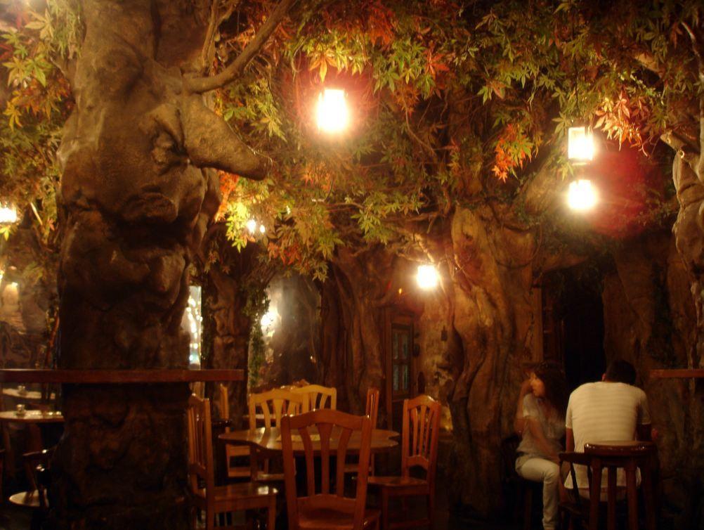 enchanted forest decorations.htm el bosc de les fades  barcelona fairy forest cafe  with images  el bosc de les fades  barcelona fairy