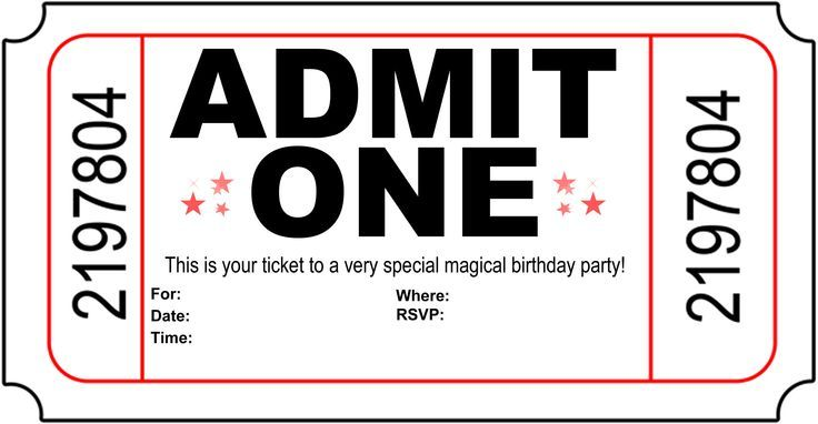 part invites