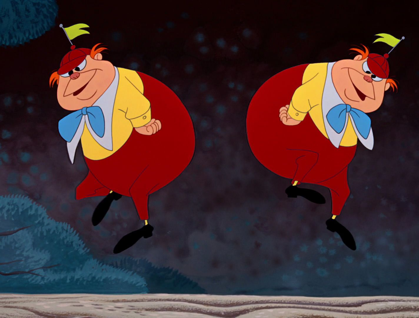 Alice in Wonderland (1951) - Disney Screencaps