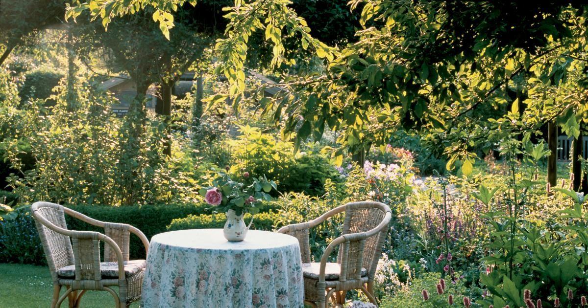 Hier Lesen Sie, Was Zu Beachten Ist, Wenn Man Einen Garten Anlegen Möchte,  Der Wenig Arbeit Macht.
