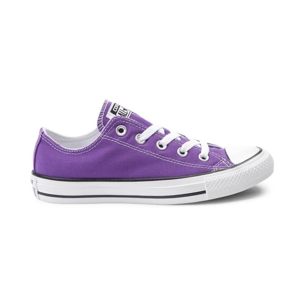 0c99c1551fe Converse Chuck Taylor All Star Lo Sneaker - Electric Purple - 398305