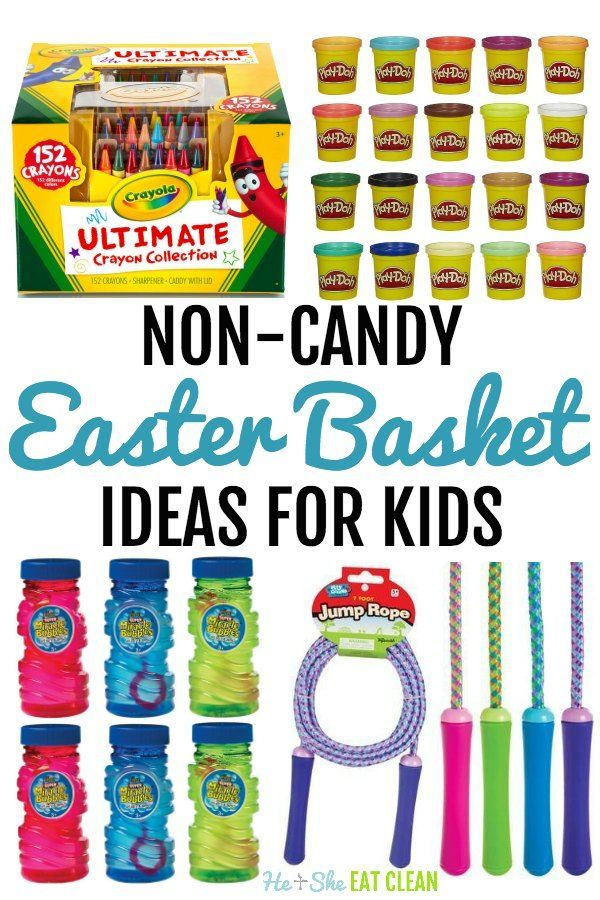 Need an alternative for the sticky sweet treats usually found in Easter baskets? Think about these e...