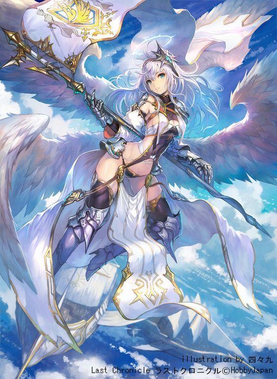 Hentai Dark Angel