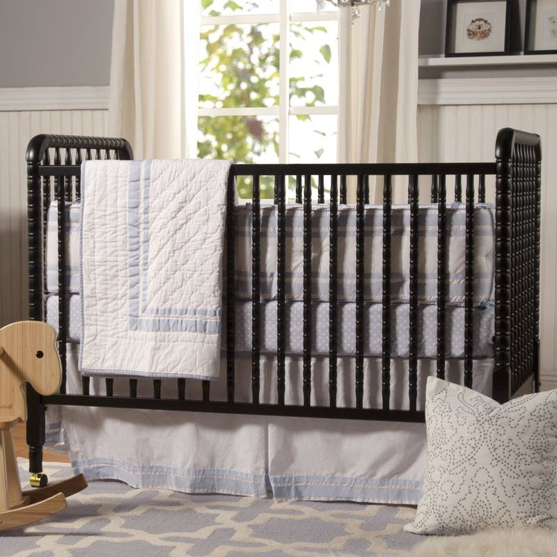 Jenny Lind 3 In 1 Convertible Portable Crib Children S