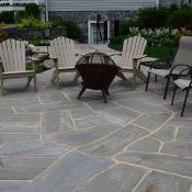 Landscape Masonary Supplies Featured Project Wyckoff Nj Backyard Design Patio Design Bluestone