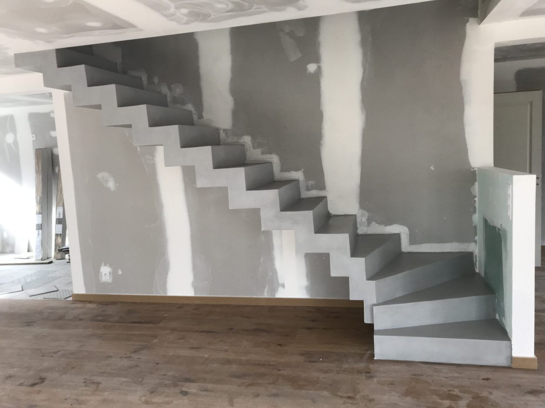 Vernis Pour Marche Escalier Épinglé sur béton ciré