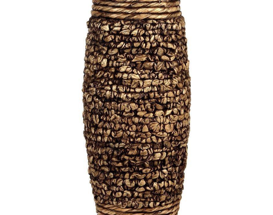 Vasebeautiful Animal Print Vase Hosley Water Hyacinth Vase Brown