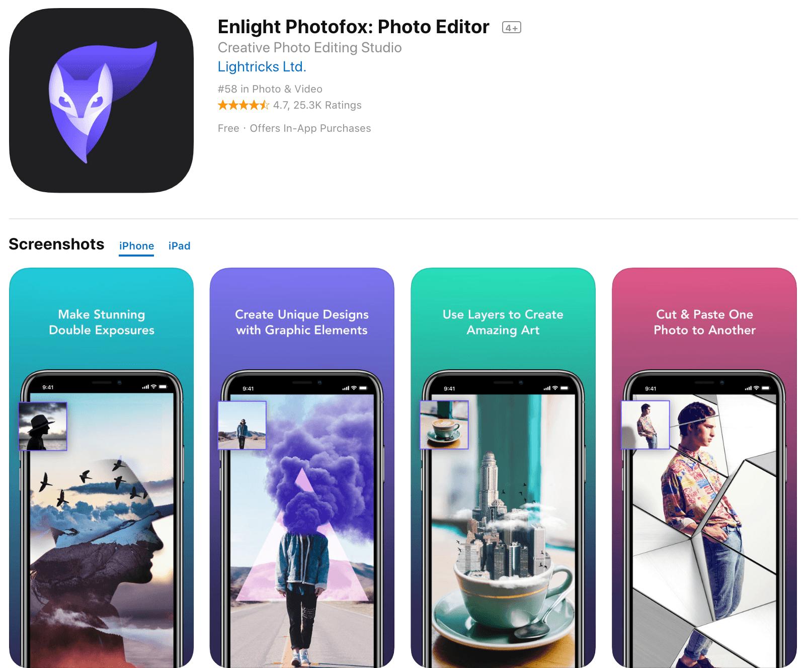 The 19 Best Photo Editing Apps for iPhone and Android in