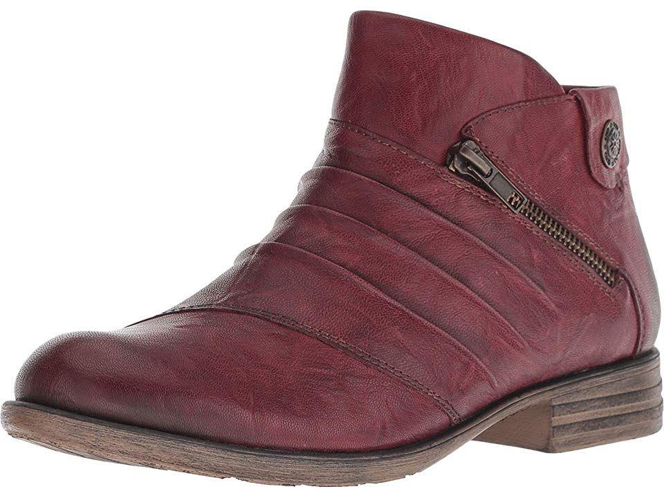 Rieker D4971 Kirsten 71 Women's Shoes Chianti | Products