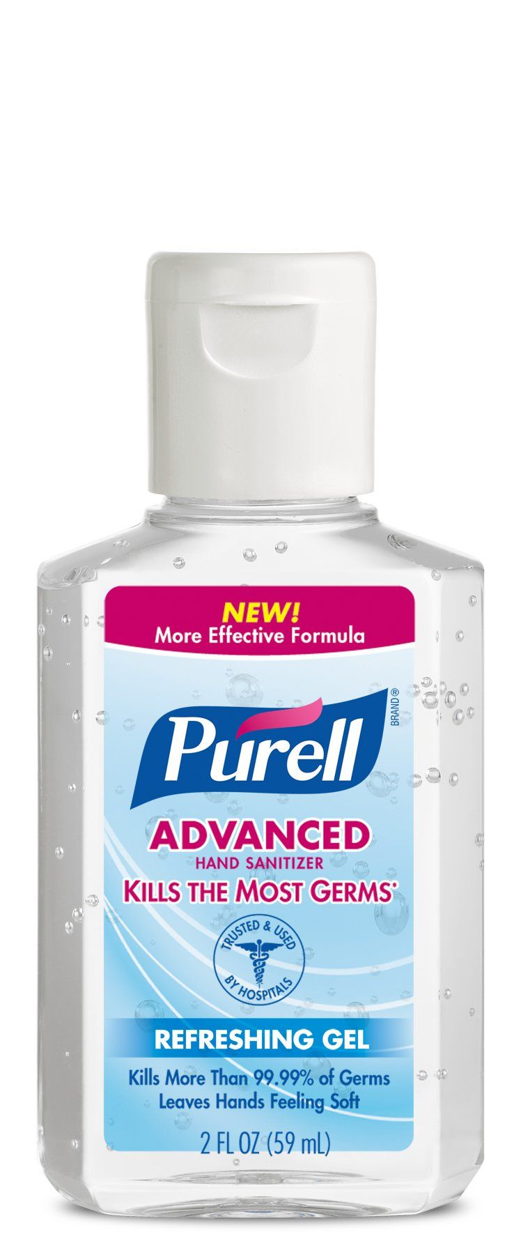 Purell Instant Hand Sanitizer 2 Ounce Pack Of 12 Hand