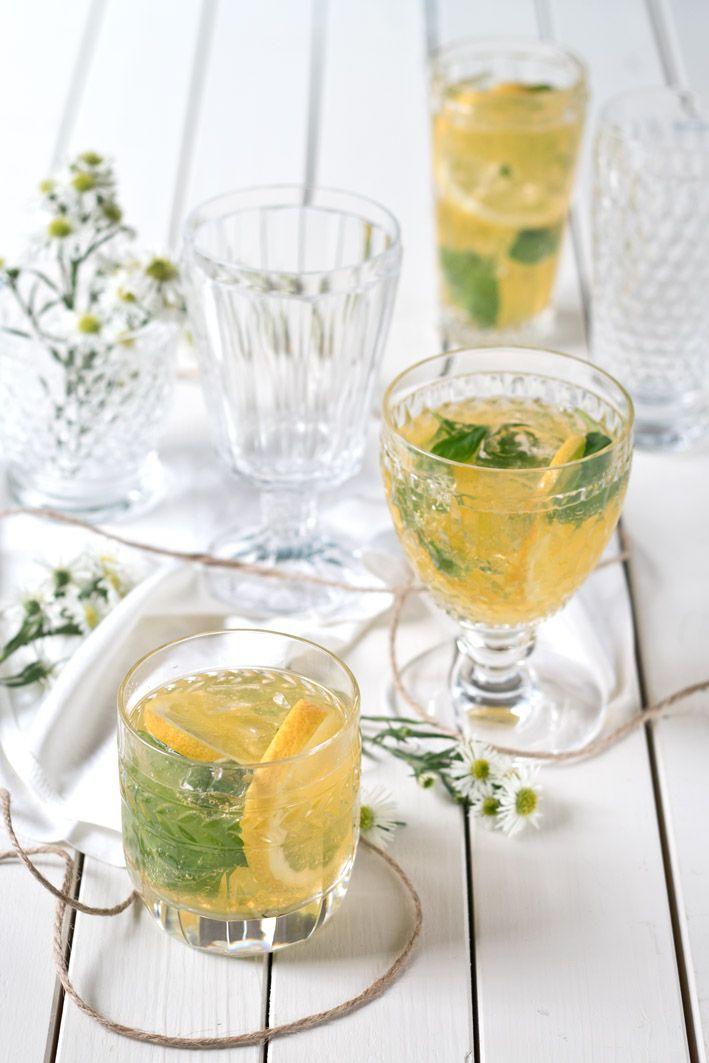 limoncello spritz imbibe Pinterest Limoncello, Beverage - meine vegane küche