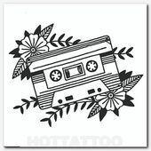 Tattoos #Pencil Drawing #flashtattoo # Tattoo Popstar Tattoos, T… #diytattooimages – diy best tattoo images – Amy