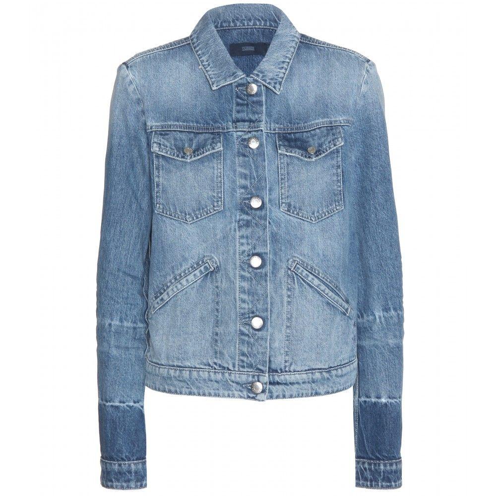 Closed - Denim jacket Reduced from £236 - £165  @ www.mytheresa.com