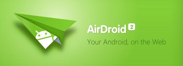 #BestAndroidApps #AirDroid is the best android application for easy way to manage your device via web.