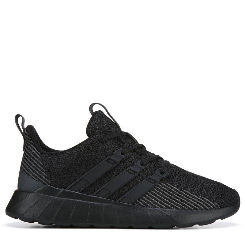 Adidas Men's Questar Flow Sneakers (BlackGrey)   Sneakers