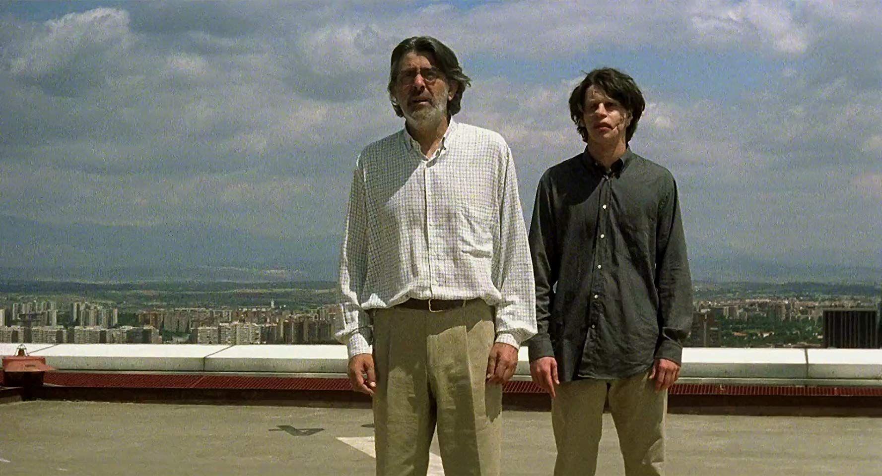 Chete Lera And Eduardo Noriega In Abre Los Ojos 1997 Con
