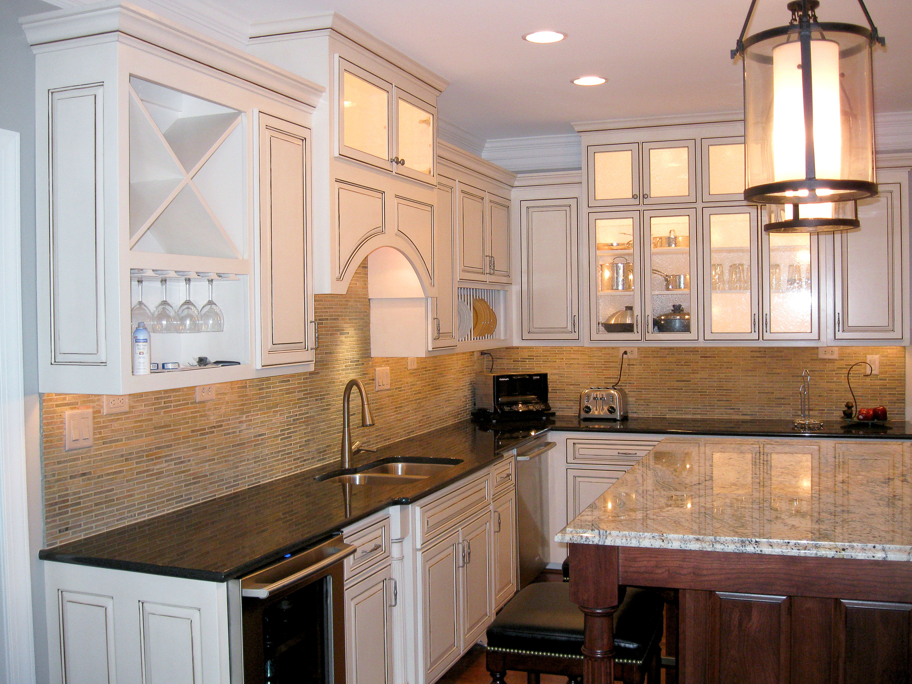 Gorgeous Custom Kitchen Remodel Renovation With Beautiful