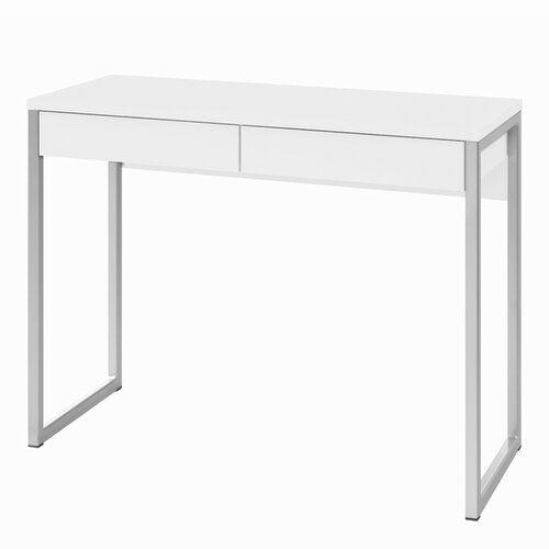 Agios Desk Mack + Milo Colour: White High Gloss