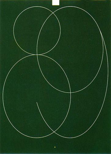 Ettorevitale Calendario Enea 1989 Typography Design