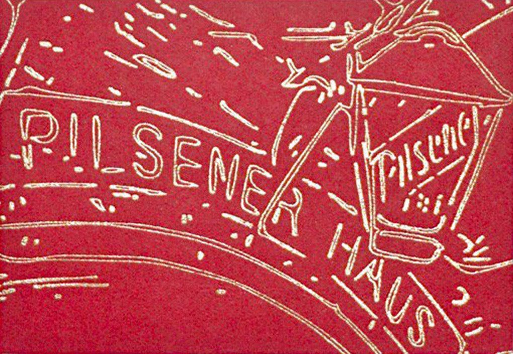 Pilsner Haus Light Haus, Online gallery, Artwork
