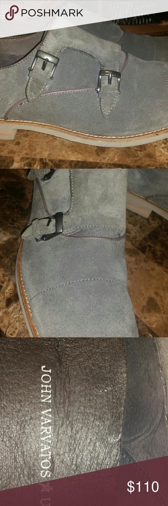 Shoes John varvatos double monk straps shoes john varvatos  Shoes
