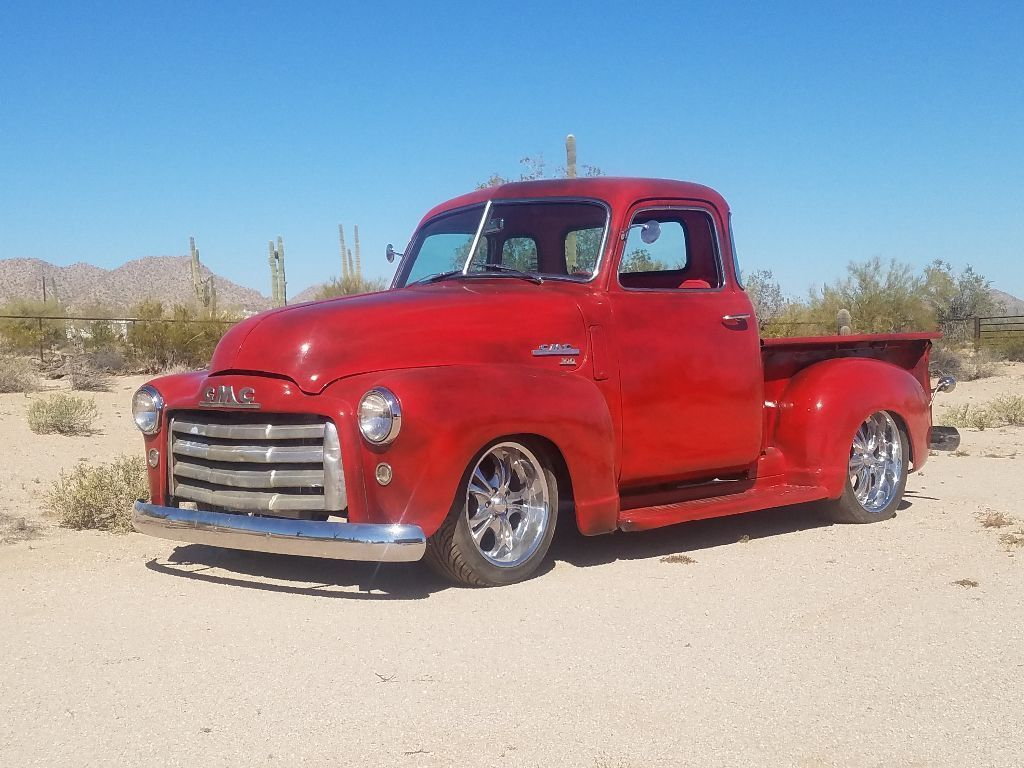 1948 GMC Other Wet Patina
