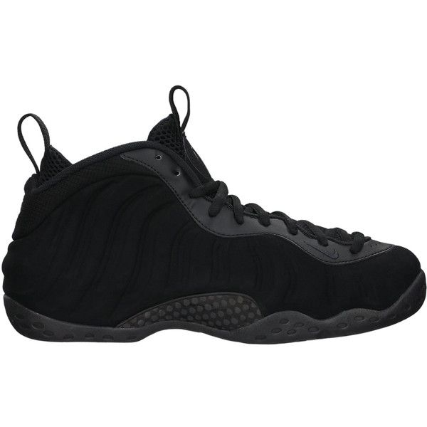 769eb9b55f8 Nike Air Foamposite One  Triple Black  ( 400) ❤ liked on Polyvore featuring  mens