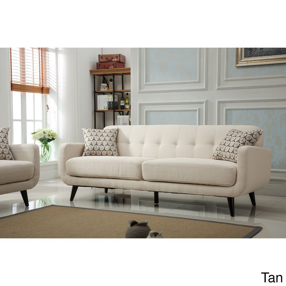 Modibella Contemporary Tufted Sofa