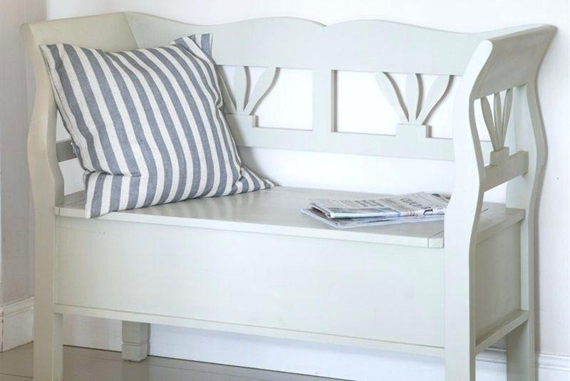 Small White Bench For Bedroom Outside Gray White Bench Storage