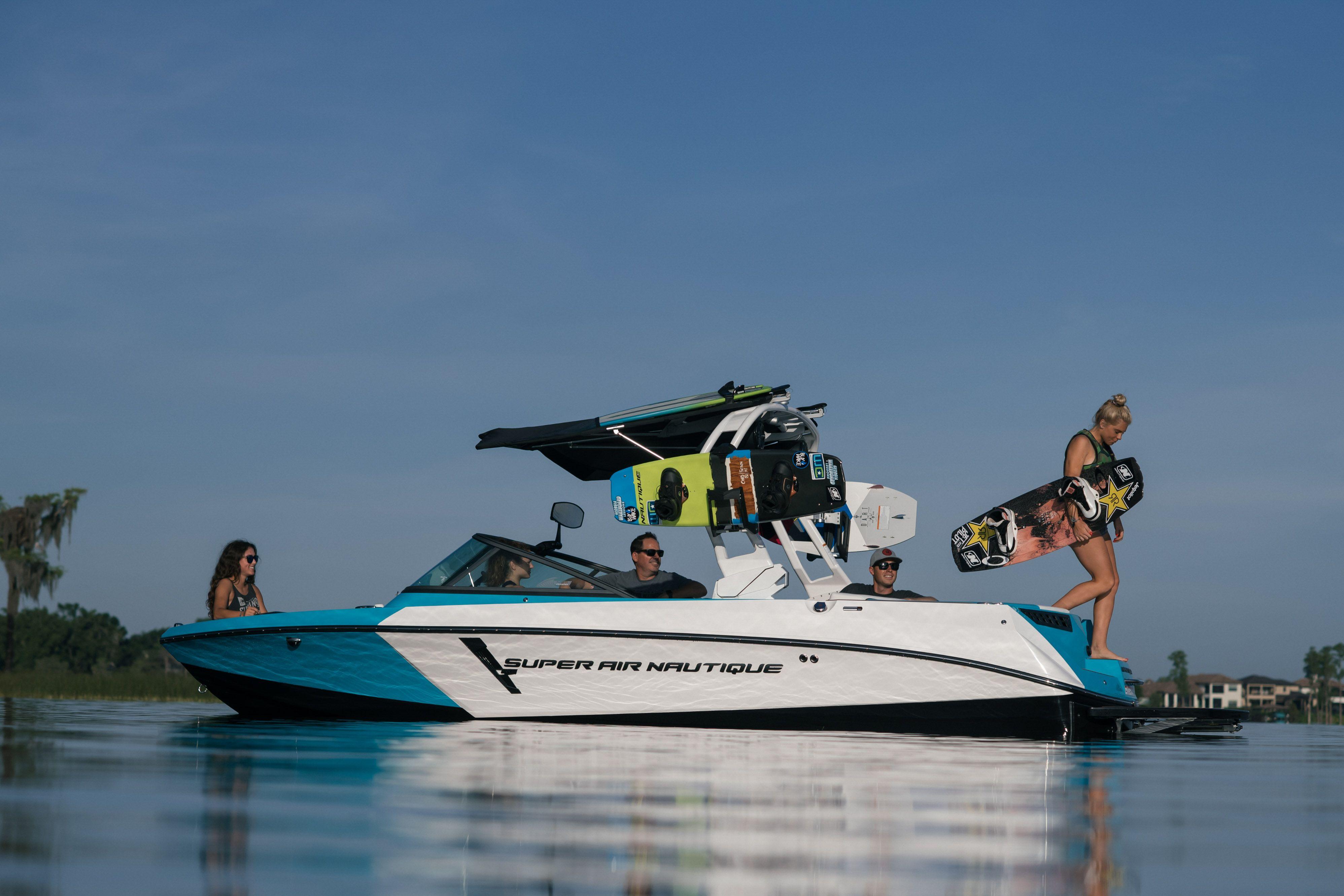 2019 Super Air Nautique 210 Wakeboard Boats Sport Boats Boat