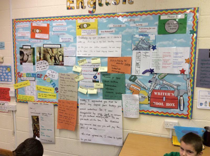 Bowsland Green Primary School 187 English School Stuff