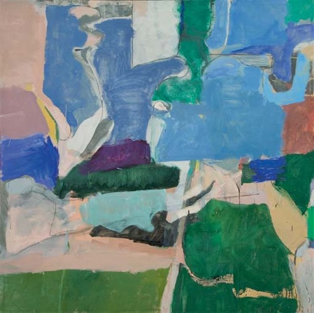 richard diebenkorn the berkeley years | ART & ARTISTS: Richard Diebenkorn 'Berkeley Series'