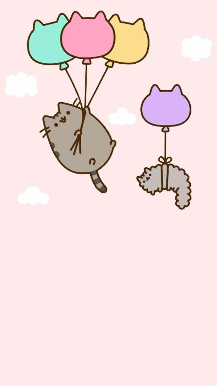 Catsdiyaccessories Pusheen Cute Cute Cartoon Wallpapers Pusheen Valentines