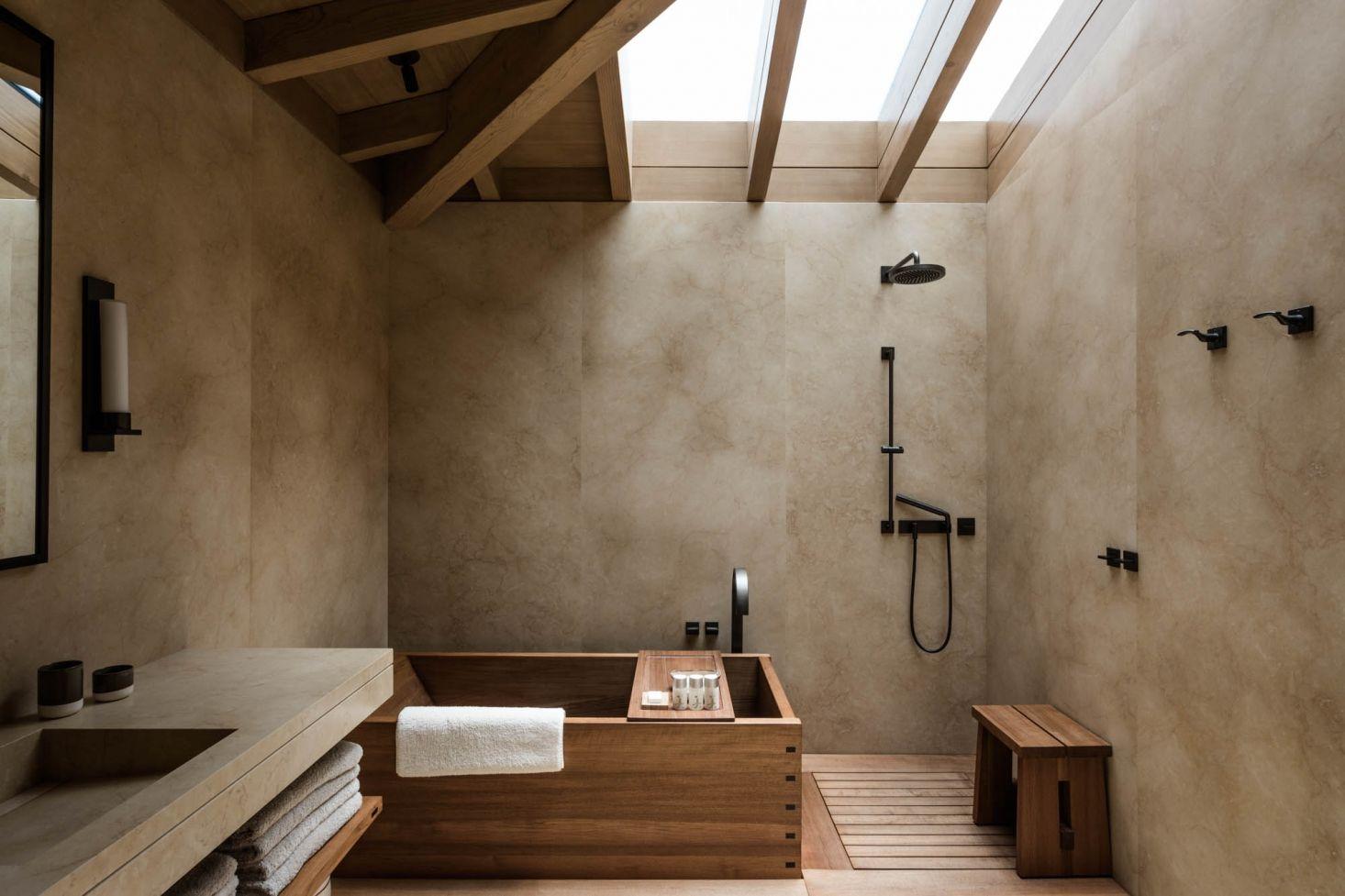 10 Favorites Japanese Style Bathtubs Around The World Spa