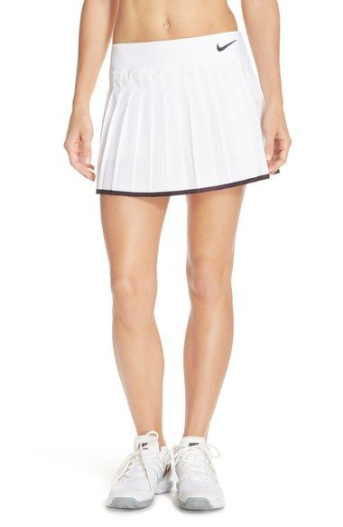 Nike 'Victory' Pleat Dri-FIT Tennis Skirt available at