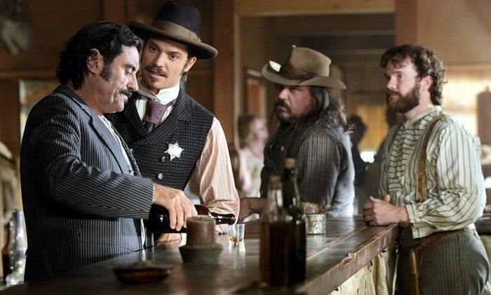 I love Deadwood! Fingers crossed HBO make this movie!