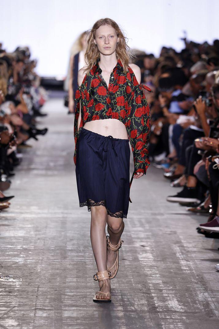 New York Fashion Week Primavera-Verano 2017: Alexander Wang