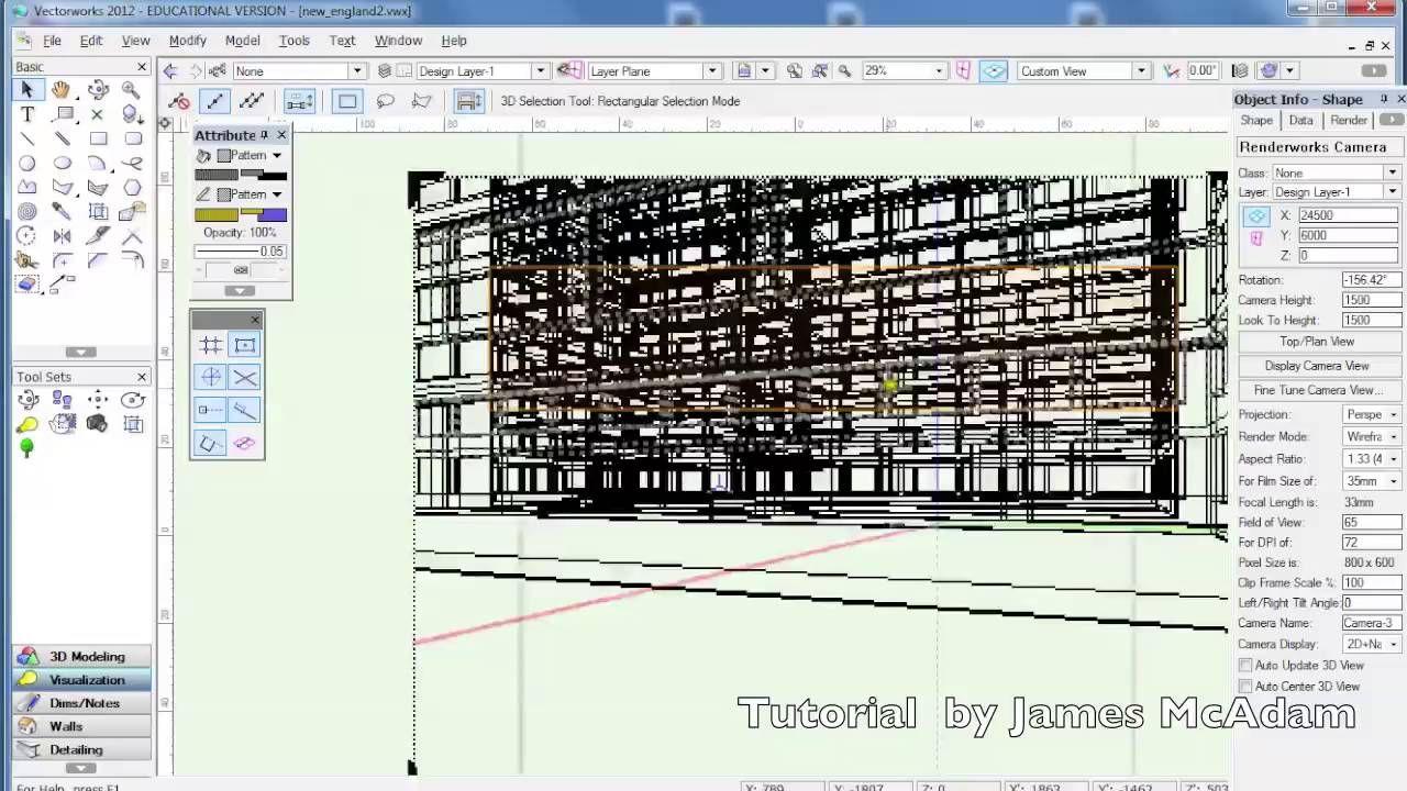 Vectorworks Render Animation Vectorworks Tutorial Animation