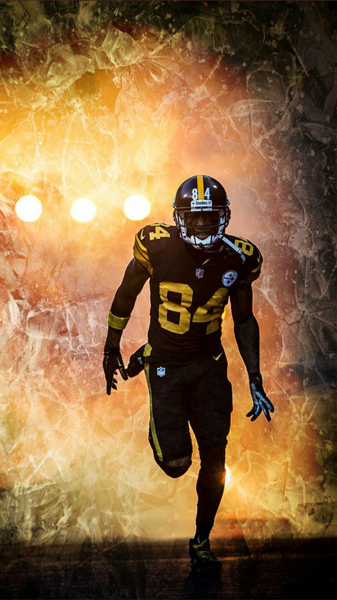 Antonio Brown Nfl Football Wallpaper Steelers Country Pittsburgh Steelers Players