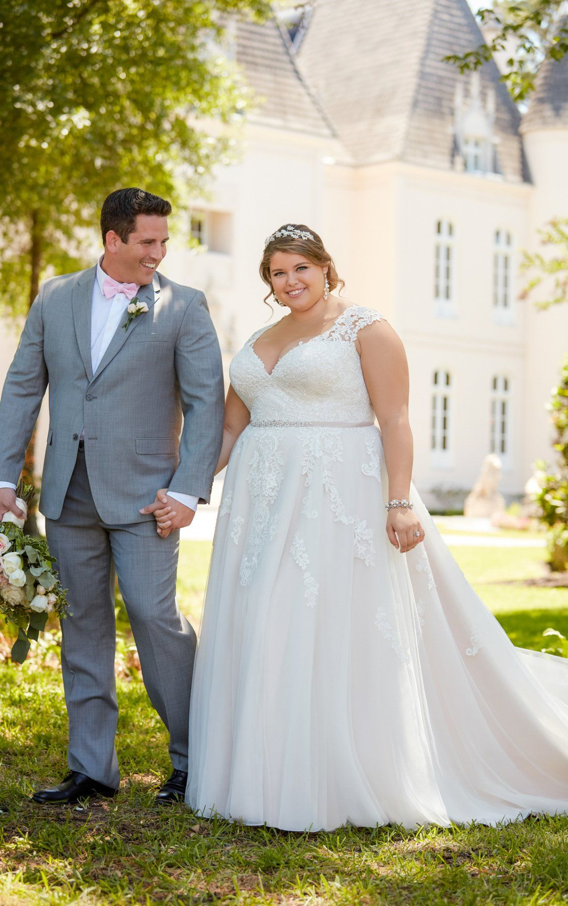 42++ Wedding dresses for short fat brides ideas in 2021