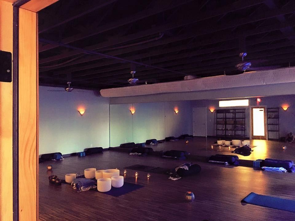 Restorative yin yoga with live sound bath httpwww