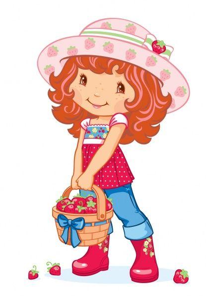 Strawberry Shortcake Strawberry Shortcake Characters Strawberry