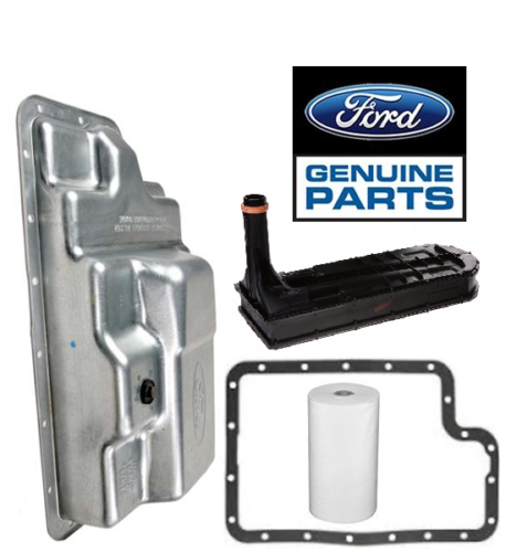 Details About 2003 2007 Ford 6 0l Powerstroke Transmission Pan Upgrade Kit 8c3z7a194b 3603 Ford Automatic Transmission Ebay