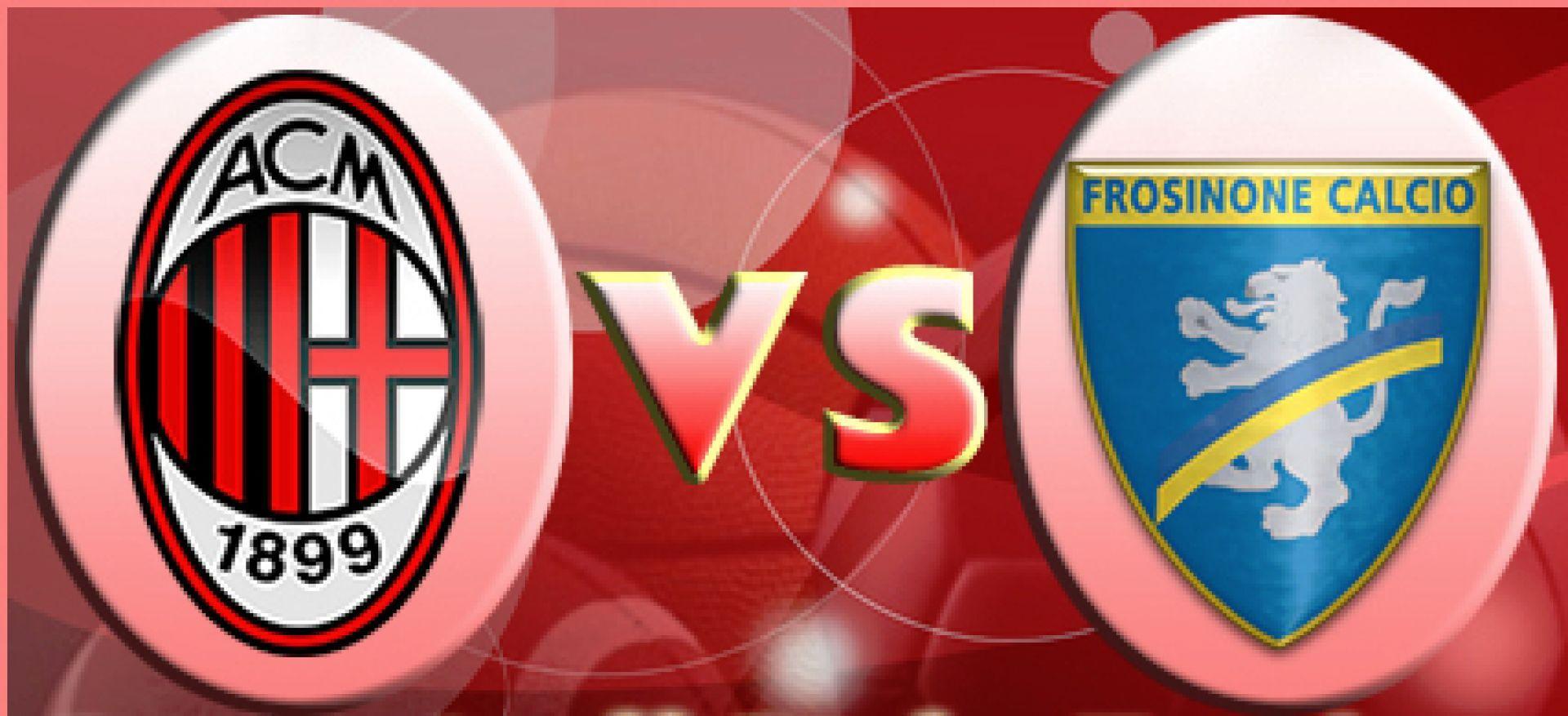 เอซี มิลาน vs โฟรซิโนเน่ วิเคราะห์บอล เซเรียอา อิตาลี
