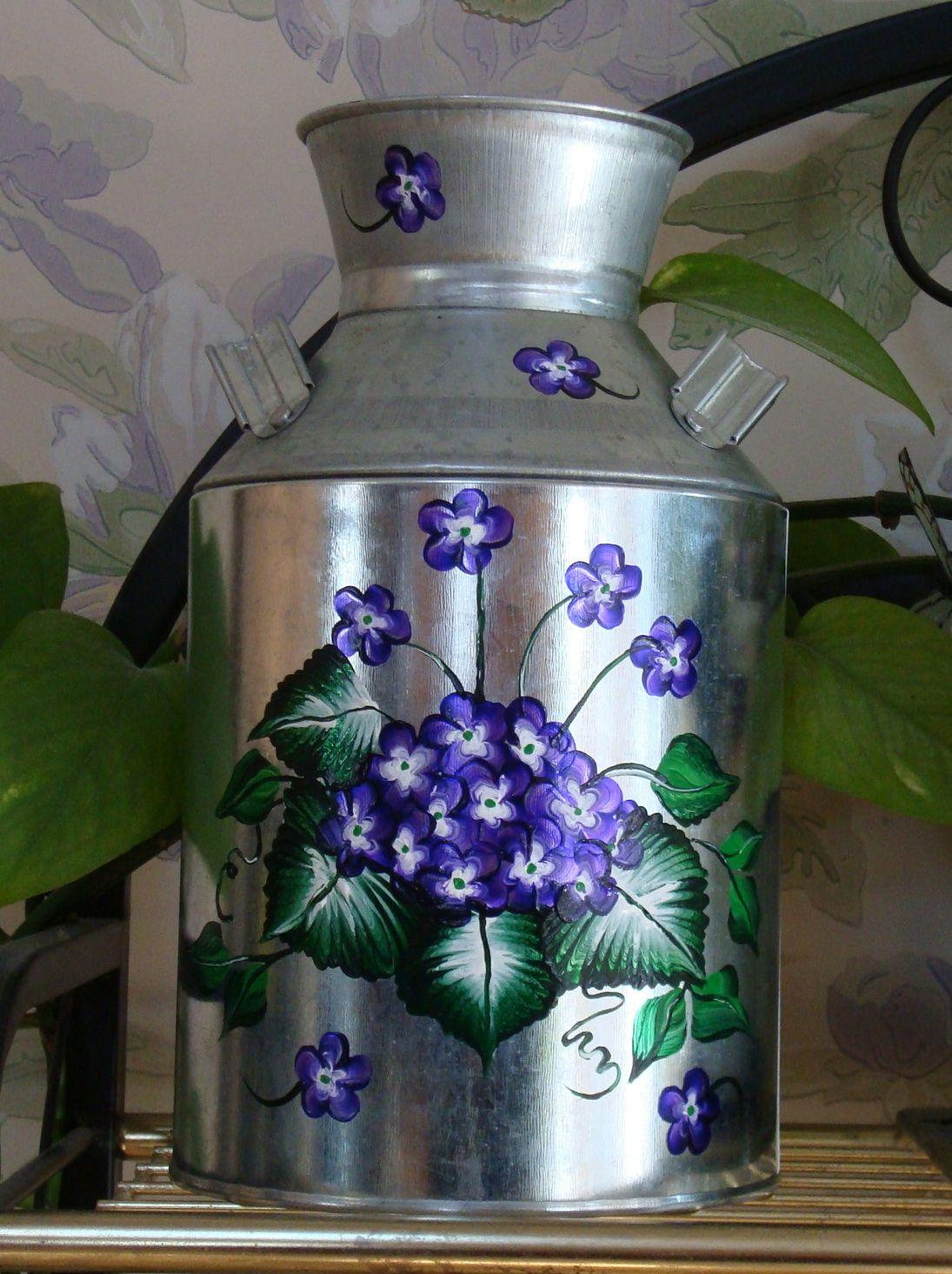 Decorative Milk Jug/ Vase