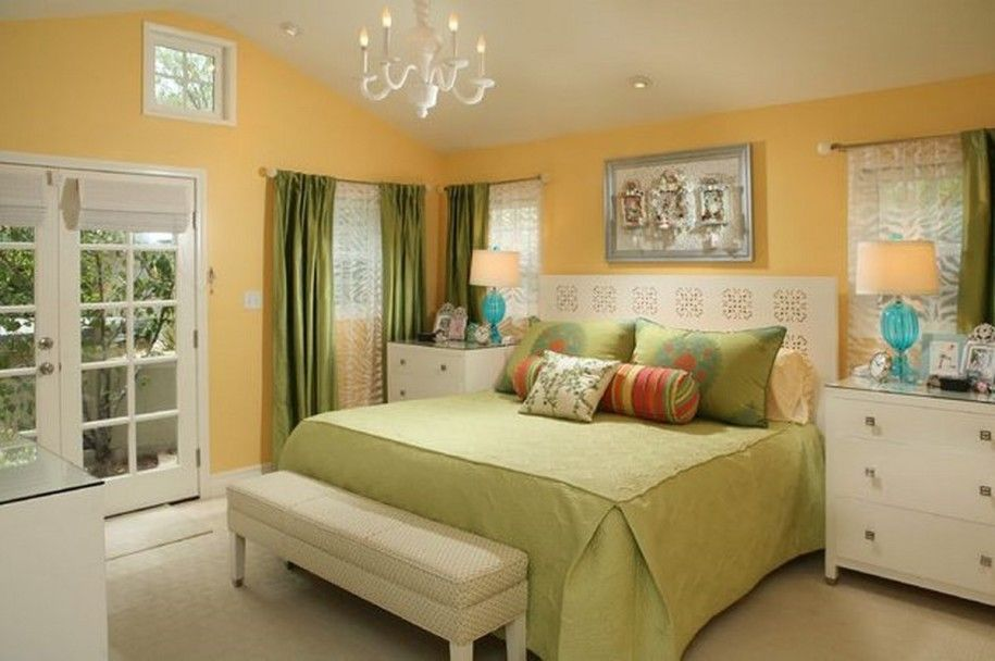 Elegance Small Bedroom Paint Colors Ideas - Home Interior House ...